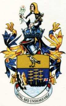 герб острова святой елены